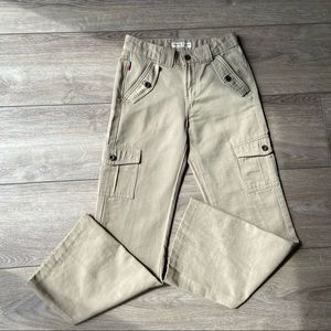 Vintage Tommy Jeans Side Pocket Cargo Pants